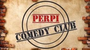 Le Perpi Comedy Club s'installe en ville…