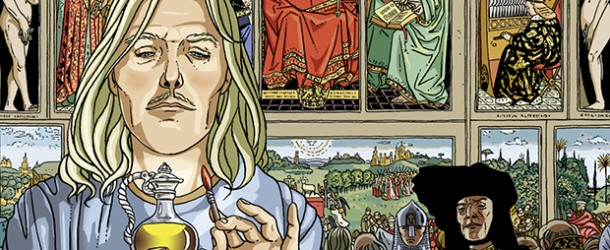 """Jan van Eyck"" – Joannidès/Hé"
