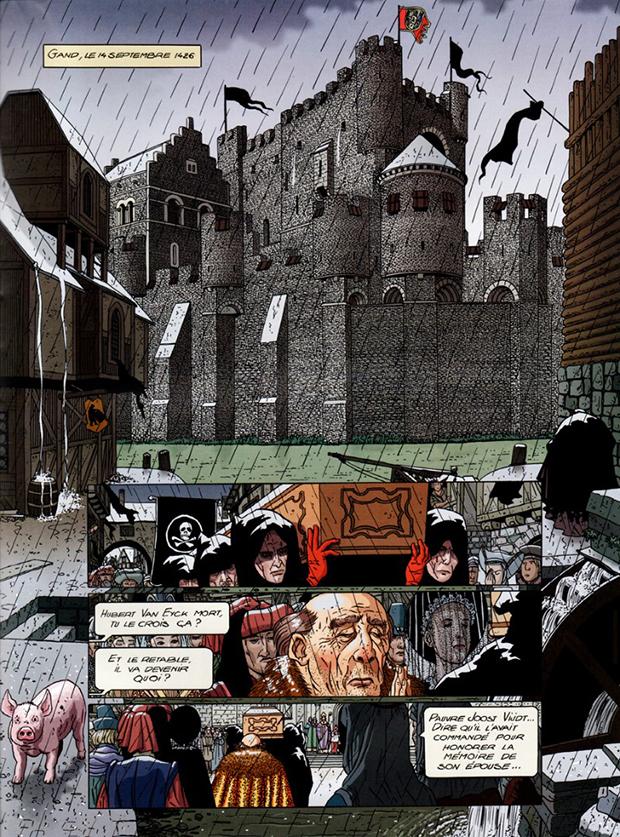 Planche Van Eyck
