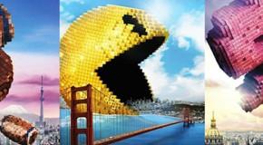 «Pixels» , les jeux vidéos attaquent…