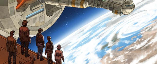 «Centaurus – Terre promise»