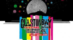 Glastonbury, l'affiche