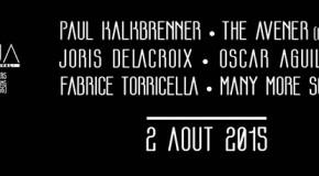 Platja Electronic Festival : 3 nouveaux noms…