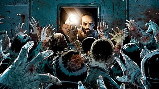 «Zombies Néchronologies – Tome 2 : Mort par que bête» de Peru & Boudoiron