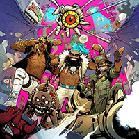 cd flatbush zombies