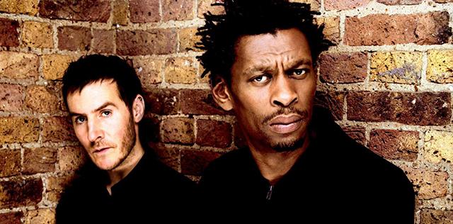 "Massive Attack & Azekel – ""Ritual spirit"""
