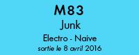 bloc cd M83