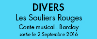 bloc cd souliersrouges