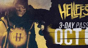 Le Hellfest ouvre le bal des fous furieux…