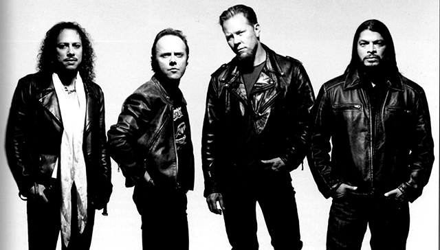 "Metallica – ""Am I savage ?"""