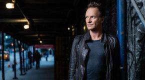 Sting rejoint l'affiche des Déferlantes 2017
