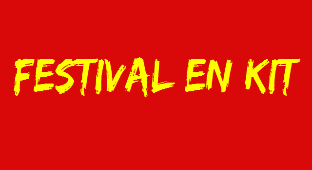 Le Festival en Kit cherche des groupes…