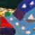 «La Méditerranée» d'après Nicolas de Staël