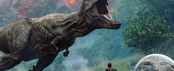 « Jurassic World : Fallen Kingdom » de J.A. Bayona