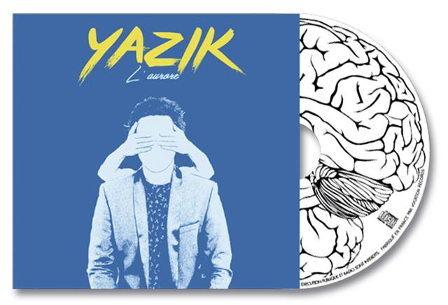 Yazik fait appel à vous pour son nouvel album
