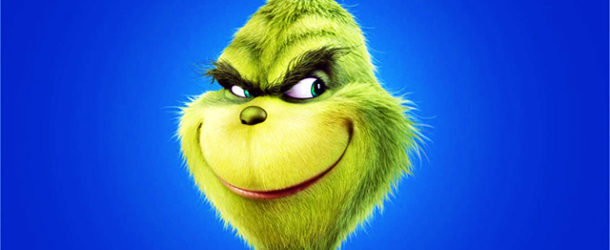 « Le Grinch » de Scott Mosier & Yarrow Cheney