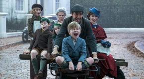 «Le retour de Mary Poppins» de Rob Marshall