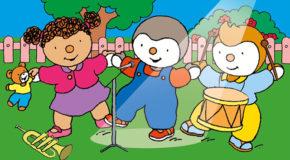 Viens chanter avec T'Choupi