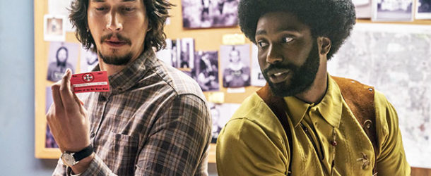 « Blackkklansman » de Spike Lee