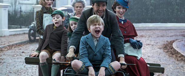 """Le retour de Mary Poppins"" de R. Marshall"