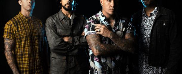 """Papa Roach – """"Who Do You Trust ?"""""""
