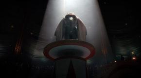 """""""Dumbo"""" de T. Burton"""