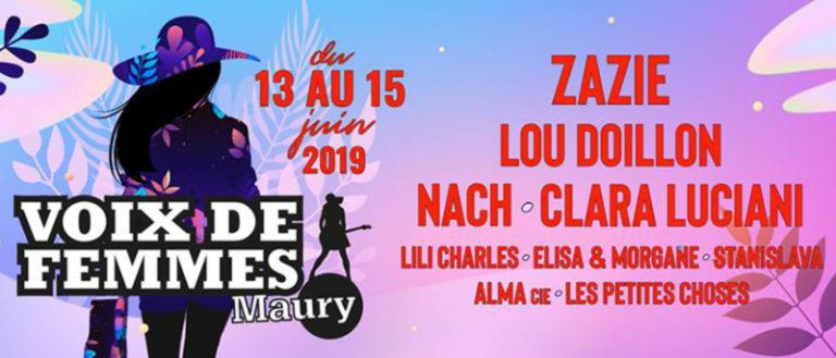 Festival Voix de Femmes 2019 /// 2ème jour