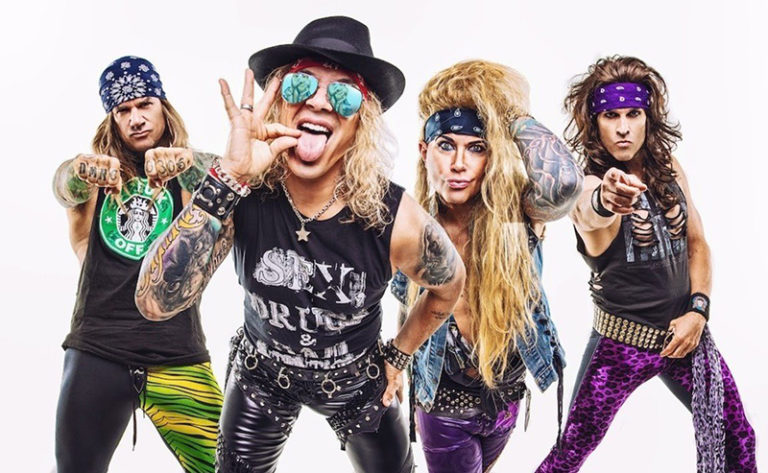 """Steel Panther – """"Gods of Pussy"""""""