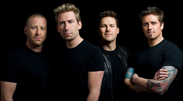 "Nickelback  – ""No fixed adress"""