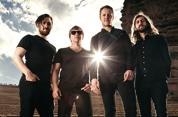 "Imagine Dragons – ""Gold"""