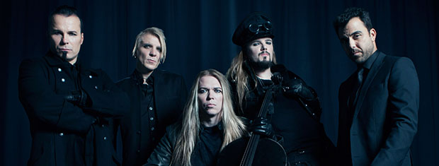 """Apocalyptica – """"Cold blood"""""""