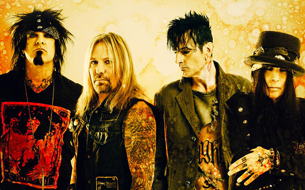 "Motley Crue – ""All bad things"""