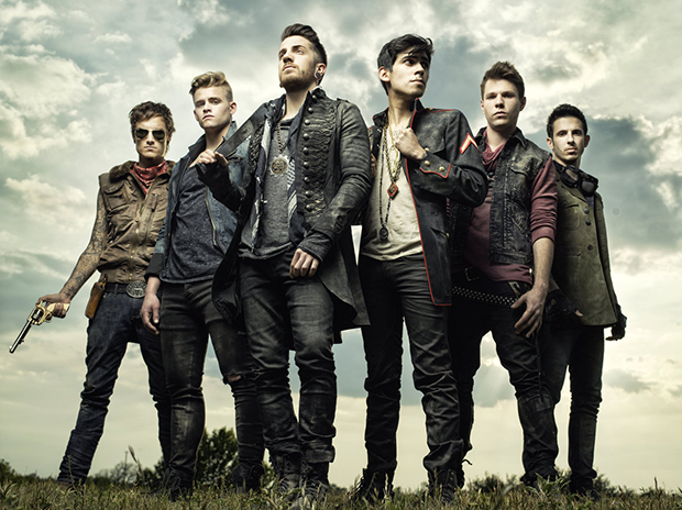 """Crown the Empire – """"Satellites / Rise of the Runaways"""""""