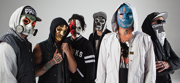 """Hollywood Undead – """"Day of the dead"""""""