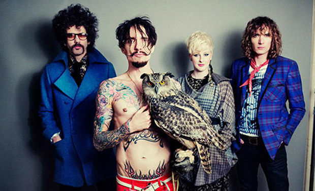 """The Darkness – """"Open fire"""""""