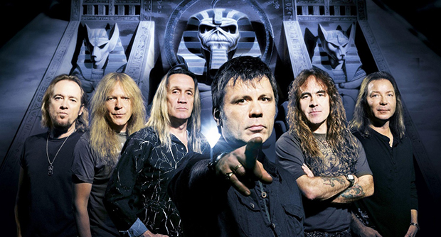 """Iron Maiden – """"Speed of light"""""""