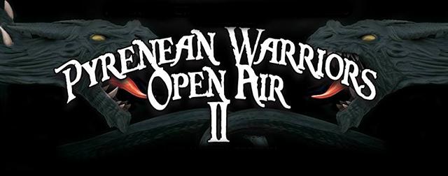 Le Pyrenean Warriors Open Air 2016 dévoile ses premiers noms