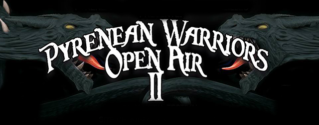 Pyrenean Warriors Open Air 2016, le meilleur du heavy se pose à Torreilles