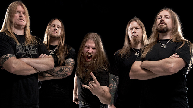 "Amon Amarth – ""First kill"""