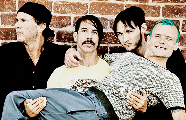 "Red Hot Chili Peppers – ""Go Robot"""