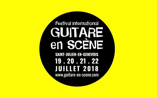 Guitare en Scène 2018