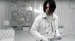 Jack White – «Over and over and over»