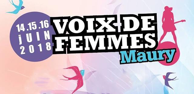 Voix de Femmes 2018