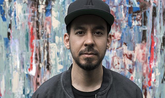 "Mike Shinoda – ""Can't Hear You Now"""