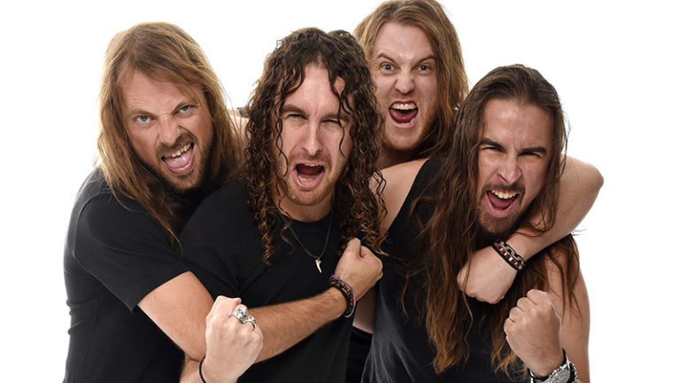 "Airbourne – ""Backseat Boogie"""