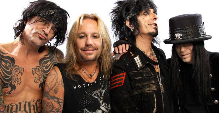 Motley Crüe revient !