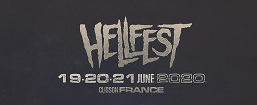 Le Hellfest communique sur son Warm-Up Tour
