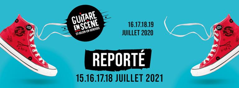 Guitare en Scène nous donne rdv (aussi) en 2021