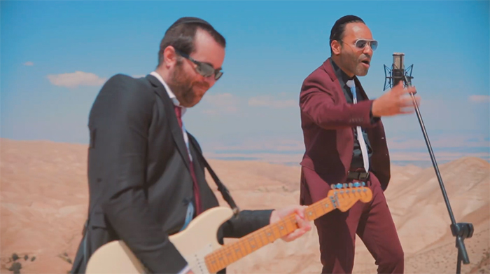 "Yoni Gabali & Aaron Lagman – ""Laissez-moi"""