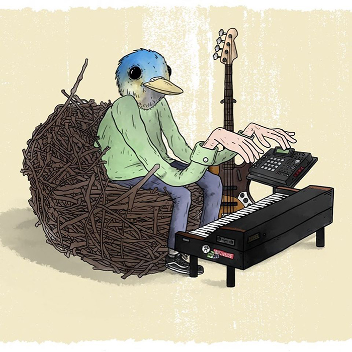"""Easy Deviance – """"The Nest"""""""
